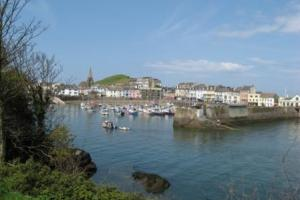 Ilfracombe,  Coast Path in South West England  hiking trails