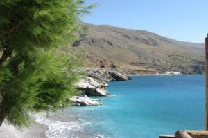 Loutro-Agio Roumeli, Crete south-west: Sfakia. hiking trails