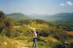 few way-marked routes.....Sardinia, Italy hiking trails