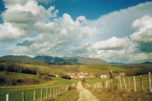 Basque country  hiking trails