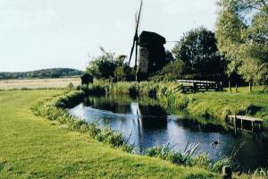 Bergen, West Friesland, the Netherlands hiking trails