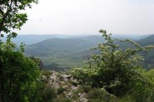Crnica Istria Slovenia,  the peninsula Istria (Croatia and Slovenia) hiking trails