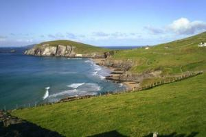 Dingle bay, de Kerry-way, Ierland wandelroutes