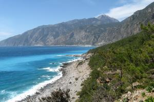 E4 Crete, Crete south-west: Sfakia. hiking trails