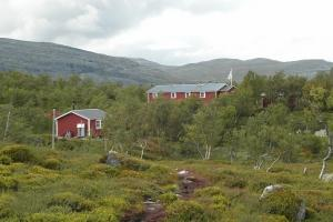 hut Jamtland Sweden   hiking trails