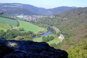 Lahn river, A walk along the Lahn River, Germany, hiking trails