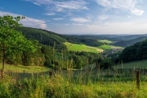 Hundem Paad ( way) Sauerland,  Rothaar mountains, Sauerland, Germany hiking trails