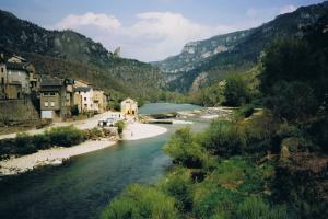 les Vignes, the Cevennes: the rivers, the canyons, France hiking trails