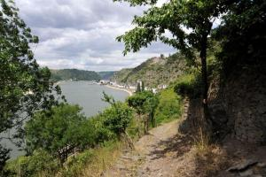 Rhine views, along the Rhine, Germany hiking trails