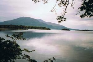 lough Leane Killarney,  the Kerry way Ireland  hiking trails