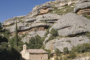 Morera de Montsant, the Serra de Montsant  hiking trails Spain