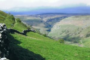 dales....Pennine way England hiking trails