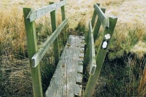 excellent facilities for walkers,  the Pennine way central and north, England  hiking trails