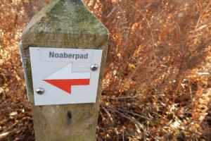 Markering Noaberpad