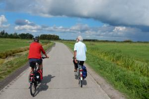 Friesland by bike