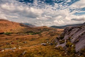 Black valley, wandelroutes Ierland Kerry way