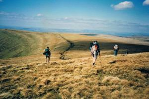 Impressive!!! Brecon Beacons hiking trails Wales