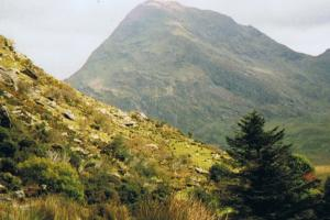 Caher, Kerry way hiking trails Ireland