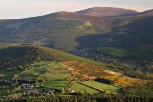 wicklow way Ireland hiking trails